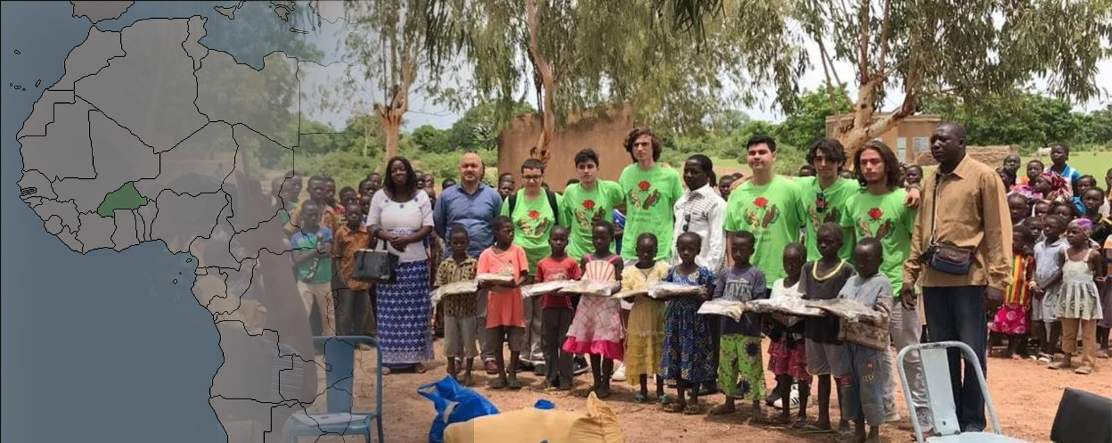 Purchase, prepare, and distribute beef packages to the underprivileged people of Burkina Faso