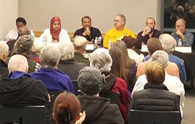 Interfaith Peace Panel Discussion