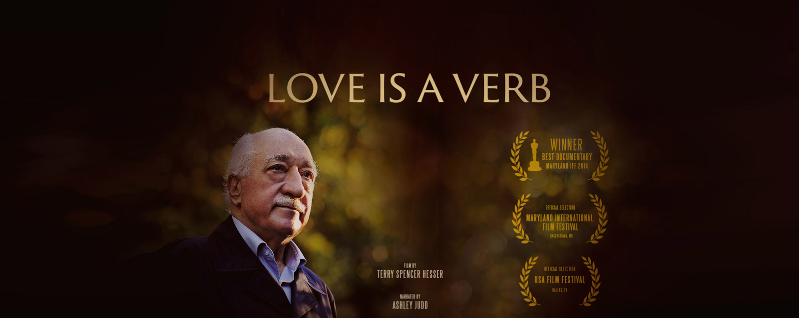 A VIEWING OF: LOVE IS A VERB